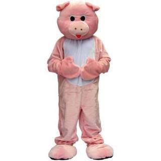 Mascotte de cochon