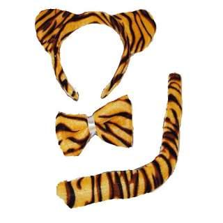Set accessoires tigre