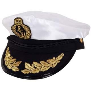 Casquette de capitaine de navire