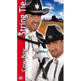 Cravate étoile de shériff