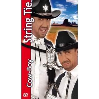 Cravate botte de cow-boy