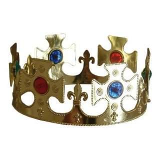 Couronne de roi or