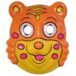 Masque de tigre enfant