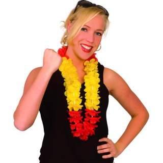 Collier hawaï bicolore espagne
