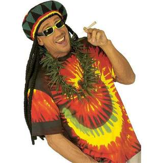 Collier feuilles de cannabis