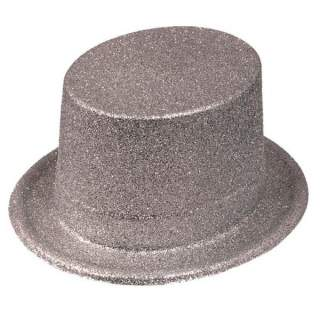 Chapeau haut de forme paillettes