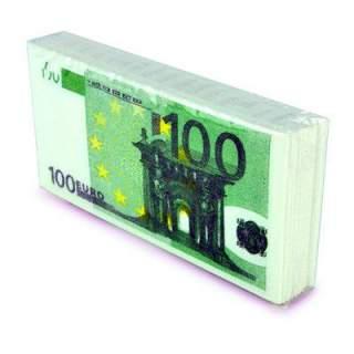 le dernier magasiner pour authentique sensation de confort Paquet de mouchoirs billet de 100 euros