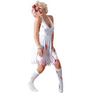 Déguisement zombie Marilyn