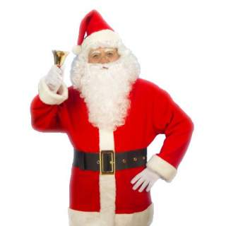 Ceinture noire Père Noël