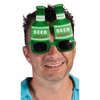 Lunettes bouteilles de bière