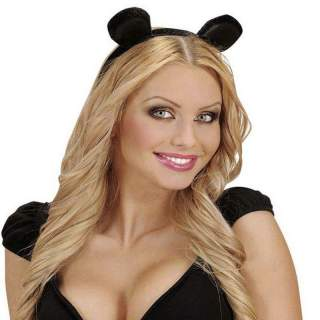 Serre-tête oreilles d'ours avec brillants
