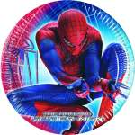 10 assiettes carton The Amazing Spider-Man