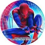 10 assiettes carton The Amazing Spider-Man